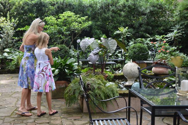 Patti McGee's Garden, Charleston, SC, May 2014