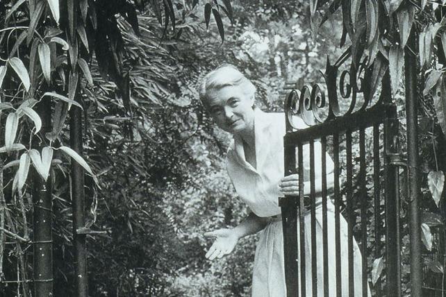 Image result for elizabeth lawrence garden writer