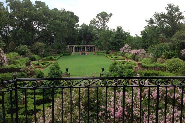 Longue Vue House Gardens The Garden Conservancy