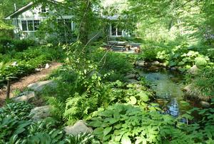 Garden of Ken and Margaret Uhle