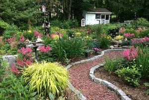 The Garden of Ed Goracy