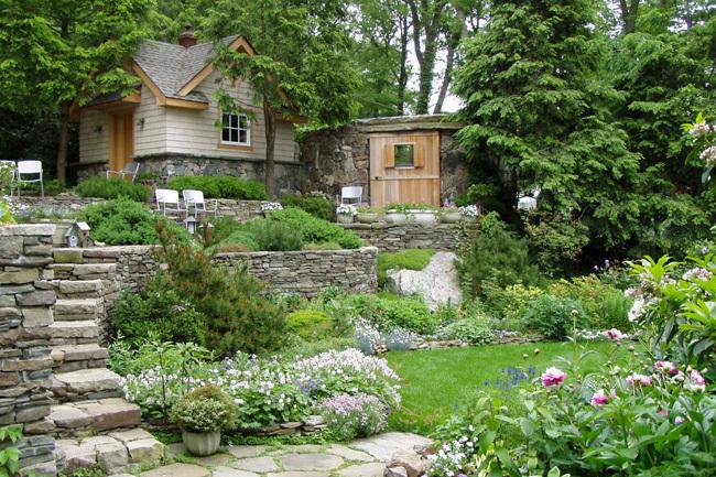 Garden of Bernard Marquez Tim Fish Garden Directory The