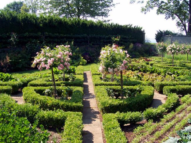 Highmeadows Linda Allard Garden Directory The Garden Conservancy