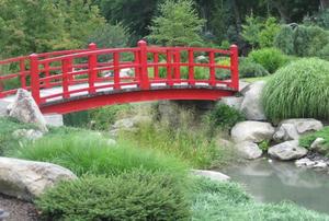 The Tilden Japanese Garden