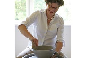 Digging Deeper: Garden as Muse – Frances Palmer Pottery Studio and Garden Tour