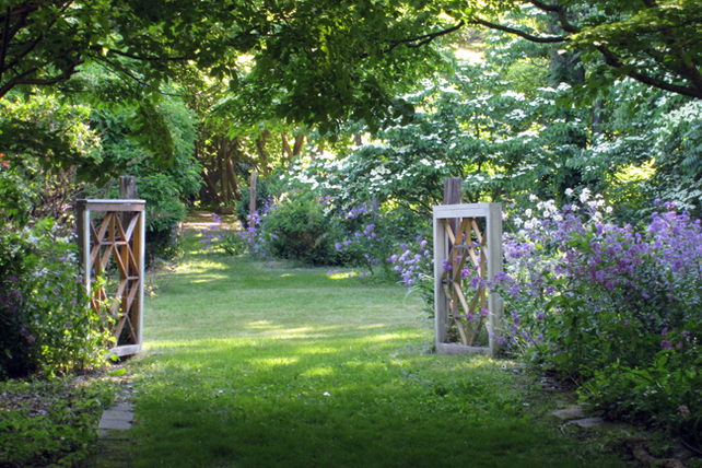 Garden Landscaping Wakefield : Mary m b wakefield estate garden directory the