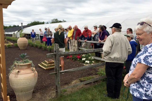 Members enjoy special visit to white flower farm the garden wff members tour 6 2015 img1221web650x433 mightylinksfo