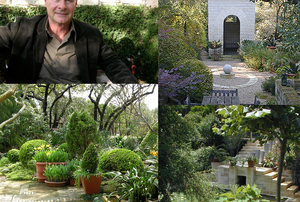The Evolution of a Texas Garden – A Private Garden Tour and Conversation with James deGrey David