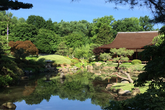 Summer Cleanup Day @ Shofuso Japanese House and Garden | Philadelphia | Pennsylvania | United States
