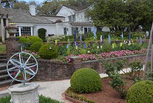 Garden of Ann & David Hicks