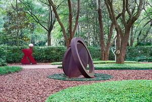 Garden of Mr. & Mrs. Preston Haskell