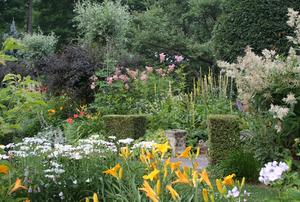Gordon & Mary Hayward's Garden