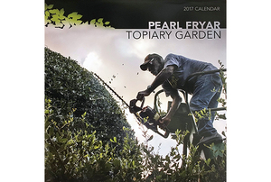 2017 Pearl Fryar Topiary Garden Calendar