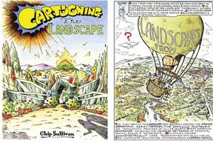 Cartooning the Landscape: Art, Nature, Consciousness