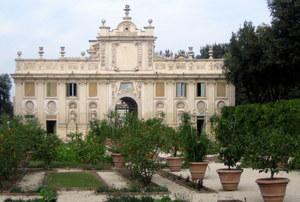 Edith Wharton and the Villas of Rome