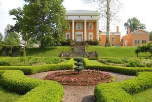 Lanier Mansion State Historic Site and Gardens