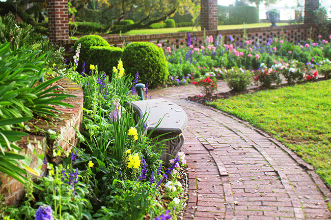 The Cummer Museum of Art & Gardens : Garden Directory : The Garden ...