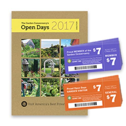Open Days The Garden Conservancy