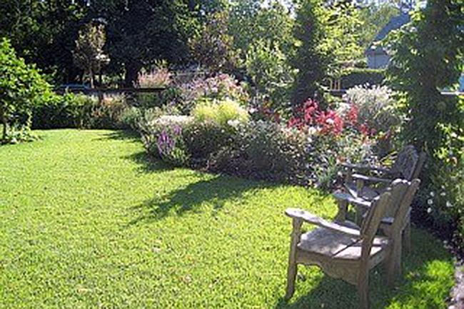 Garden At #4 Fernhill