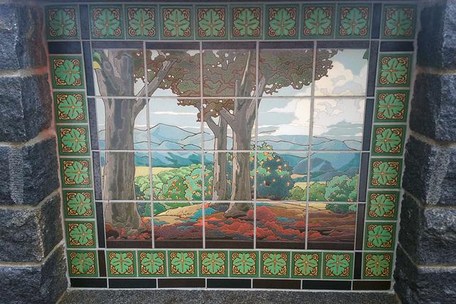 mullins' mendocino stonezone : garden directory : the garden