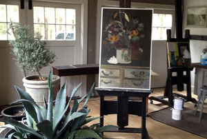 Digging Deeper: An Artist's Palette at High Meadow - The Garden and Studio with Painter John Funt- Non-Members