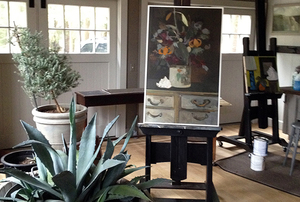 Digging Deeper: An Artist's Palette at High Meadow—The Garden and Studio with Painter John Funt