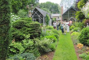 Uptop - Garden of Frederick Bland