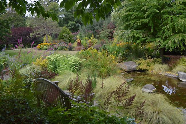 Weissman Garden