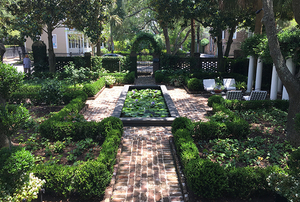 Garden of the Mary Smith House