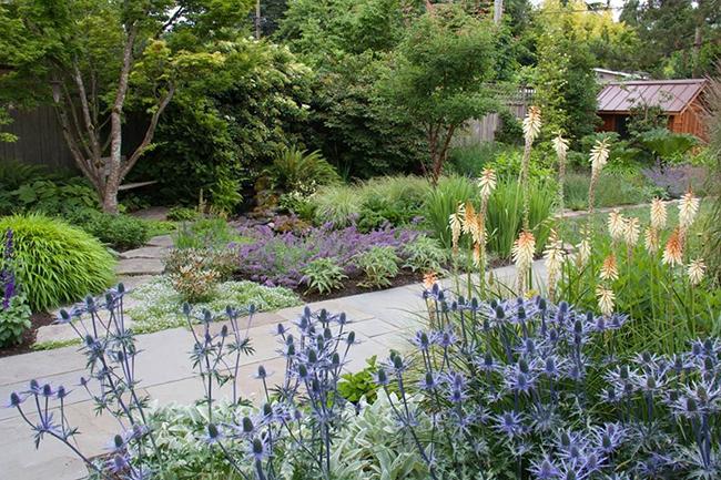 Enright Garden : Garden Directory : The Garden Conservancy