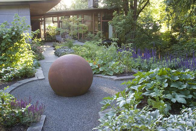 Laurelwood Garden : Garden Directory : The Garden Conservancy