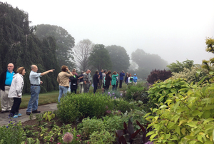 Members-Only Tour at White Flower Farm