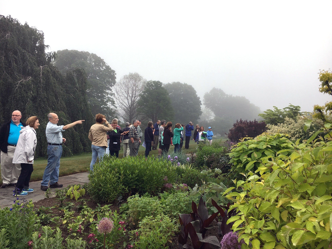 Members-Only Tour at White Flower Farm :: Events : The Garden ...