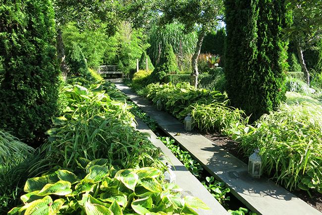 Hyland/Wente Garden