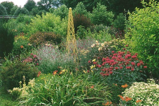 James Dinsmore Garden : Garden Directory : The Garden Conservancy