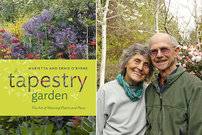 Digging Deeper A Tapestry Garden The Art Of Weaving Plants And