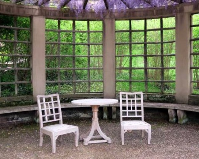 A Place of Repose: Preserving America's Garden Furniture History