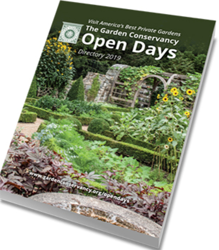 Open Days : The Garden Conservancy