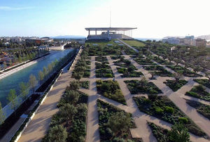 The Making of a Green Oasis in Athens