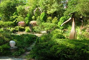 Garden of Arlene Bujese