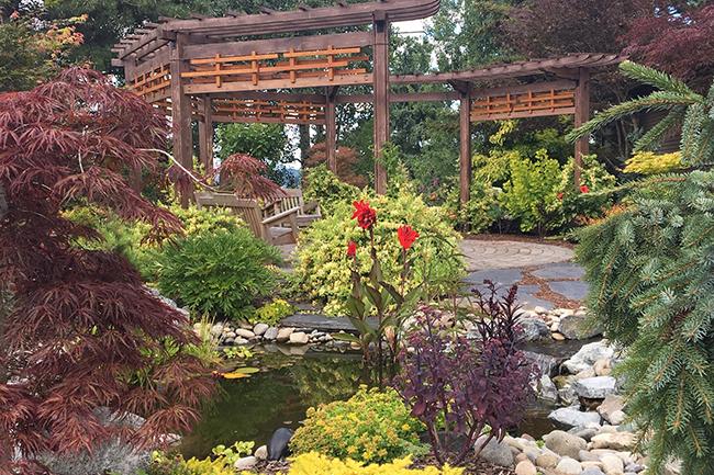 Paulsen Garden