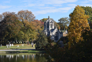 Garden Masters: Brooklyn's Cultural Oases: Prospect Park and Green-Wood Cemetery - CANCELED