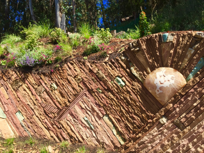 Digging Deeper: Fusing Art and Ecology—Dry-Stacked Stone Walls