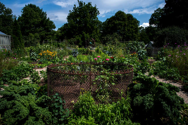 Digging Deeper Bunny Williams On Vegetable Garden Style Events