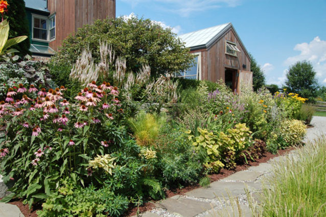 Digging Deeper: Rooted in Place—An Architect's Garden in the Country - Members