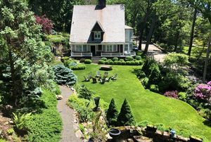 Garden Masters: Two Gardens in Tuxedo Park - SOLD OUT