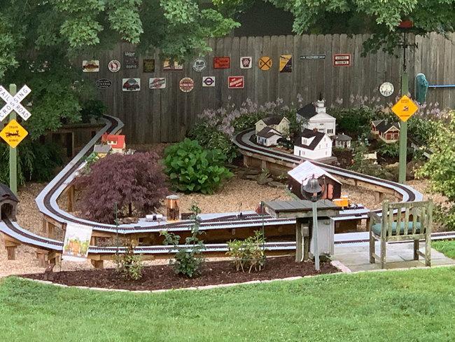 Garden of Susan and Richard Kaminski